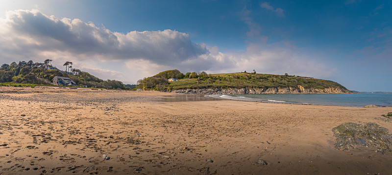 Maenporth Beach, Cornwall 2020