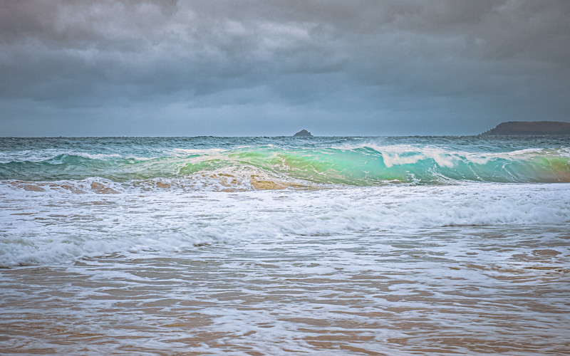 Trevose Head, Mother Ivey's Bay 2020