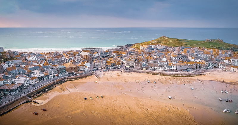 St Ives, Cornwall, 2018