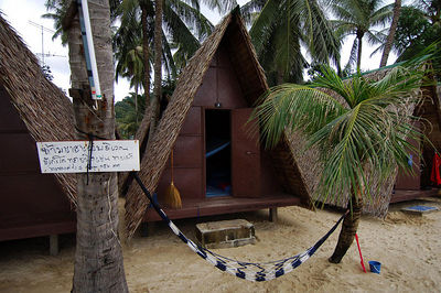 "KOH SAMUI, THAILAND / 04 JAN 2006 - Murder of British backpacker Katherine Horton in Koh Samui, Thailand.  Katherine Horton stayed in Bungalow 2 at the ""New Hut Bungalows"" - PHOTO: CAMERON LAIRD"