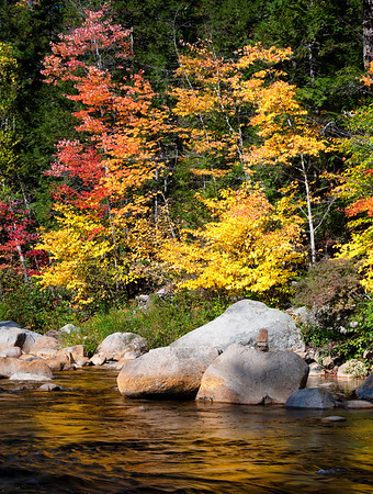 Fall along the Kancamagus
