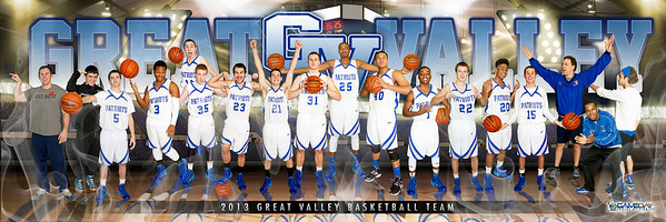 "TO BUY THE TEAM PHOTO PLEASE HIT THE YELLOW AND BLUE ""BUY NOW' ABOVE THE POSTER<br /> <br /> IF YOU WANT TO SEE LARGER VERSION SCROLL MOUSE OVER PICTURE AND CLICK ON 3x<br /> <br /> These are WAY better looking in person than on a website<br /> the final print size is 10""x30""<br /> <br /> Version 1"