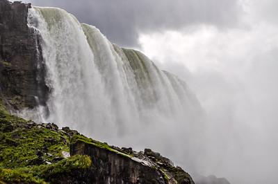 Waters of Niagara Falls