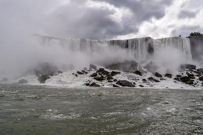Unites States Side of Niagara Falls