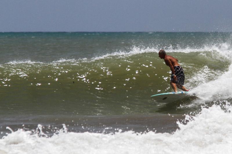 at Asterillo beach break