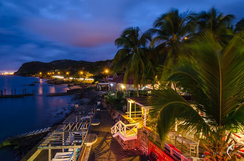 Sunset, Oranjestad, St. Eustatius