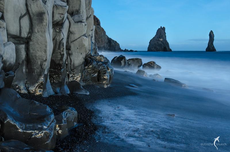 Vík í Mýrdal, Reynisdrangar, Iceland