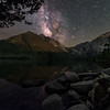 Milky Way over Convict Lake