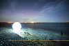 Brightest Beach on Earth