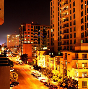 Beech Street, San Diego, CA.  ©JLCramerPhotography 2008