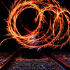 Sparklers on the Tracks