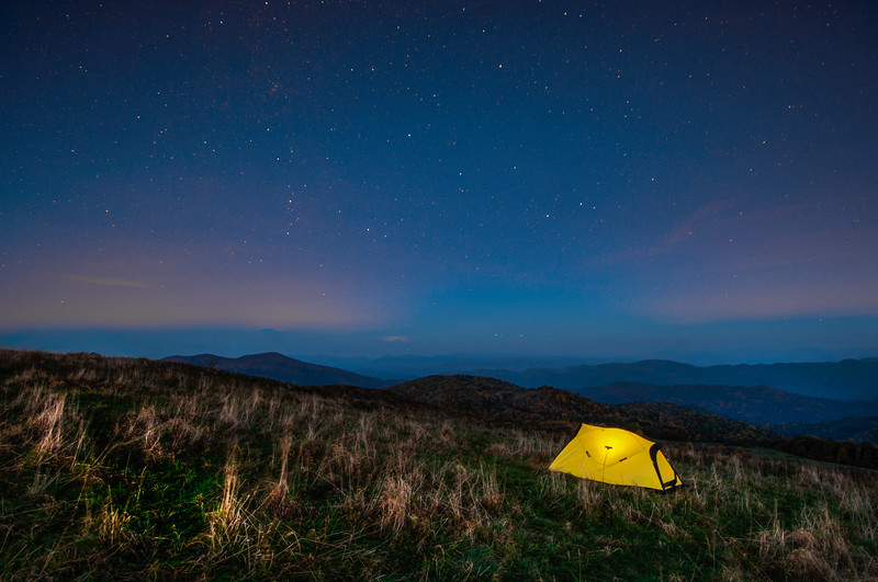 Stars Over Max Patch