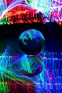 Glass Ball One