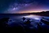 Coles Beach Milky Way 1