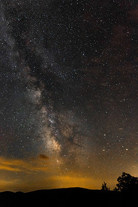 Milky Way Ridge