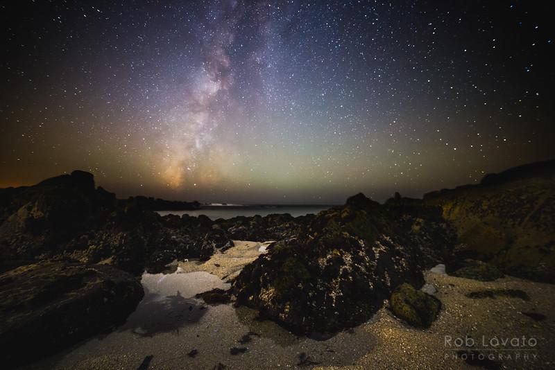 Asilomar Beach, Monterey CA