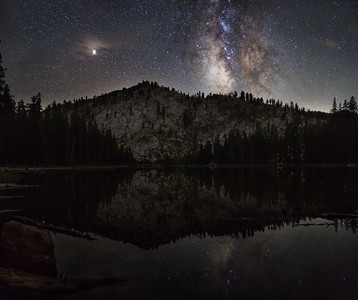 Stars in the Sierras