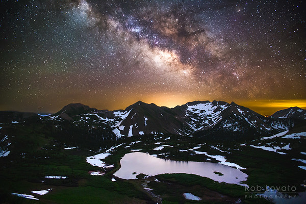 Taylor Lake, CO