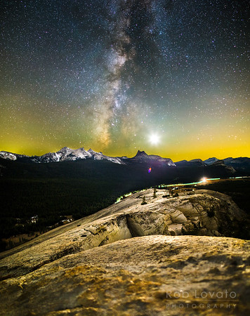 Yosemite N.P., CA