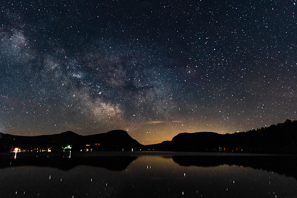 Milky Way Over Willhoughby