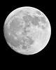 B&W Moon