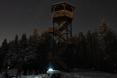 Off Road astroventure with MTL Astrophotographers