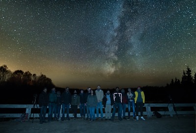 Orionids Astroparty 17'