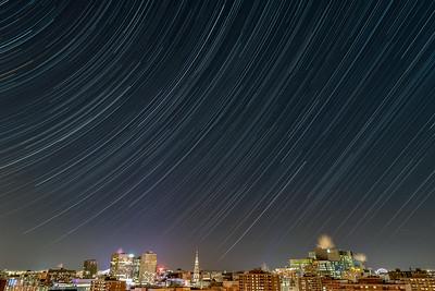 Starry City ✨ 🌃