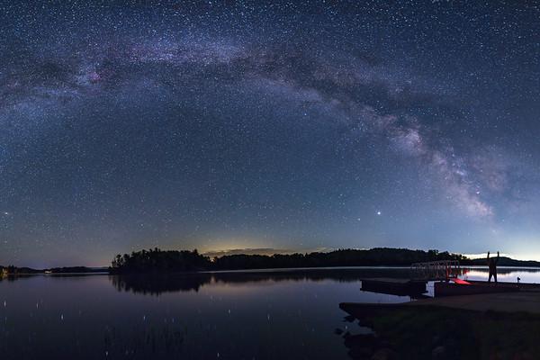 Zenderfull, the stargazer