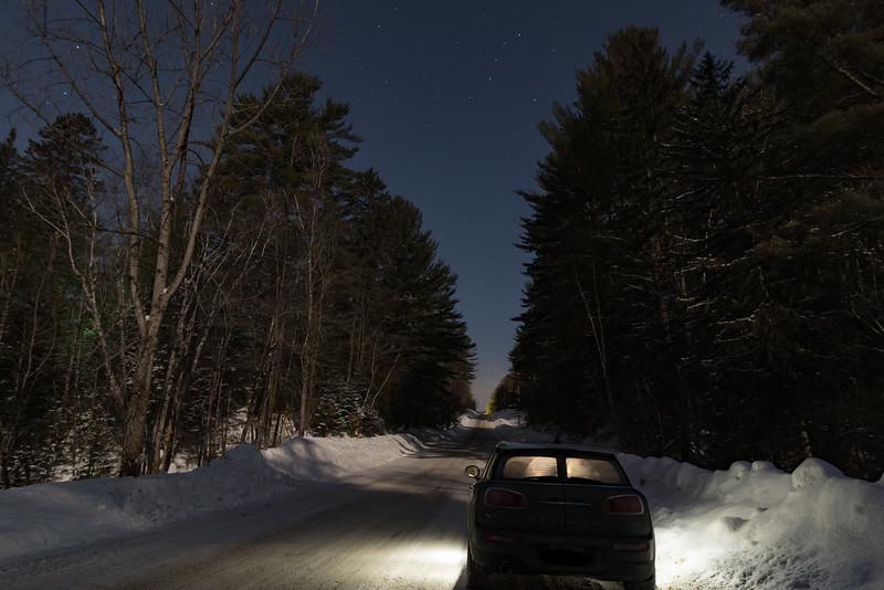 Starry Roadtrip