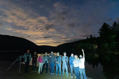MTL Astrophotograhpers // Pereids 2018