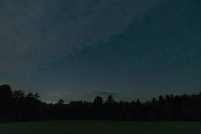 Skies of Vermont