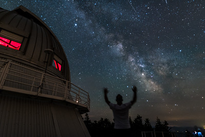 Praising the Milkyway 🙌 🌌 🔭