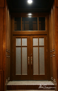 Door at Night