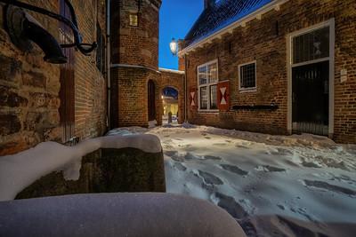 Winter in Deventer