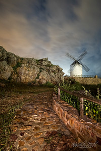 Staring the Windmill
