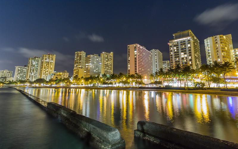 Waikiki on the Walls