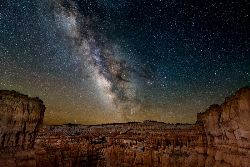Heavens over Bryce