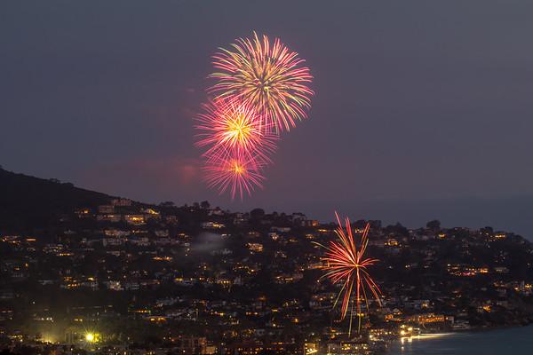 La Jolla Shores Fireworks #3