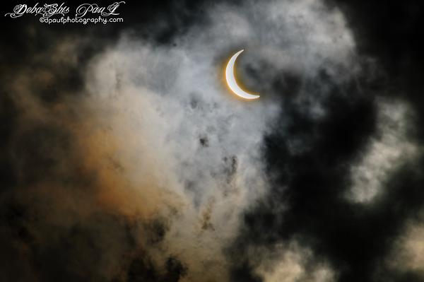 Partial Solar Eclipse  - Atlanta 08/21/2017