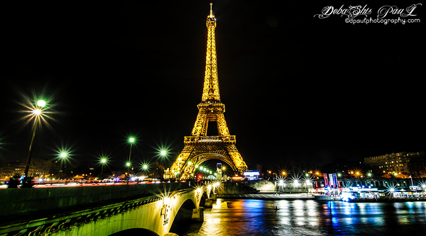 Pray for Paris !!! - Dedicated to the victim of Paris ... from my Honeymoon picture treasure where we cherished every moment in Romantic Paris ....