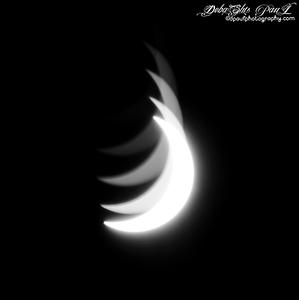 Partial Solar Eclipse  (Special Effect) - Atlanta 08/21/2017