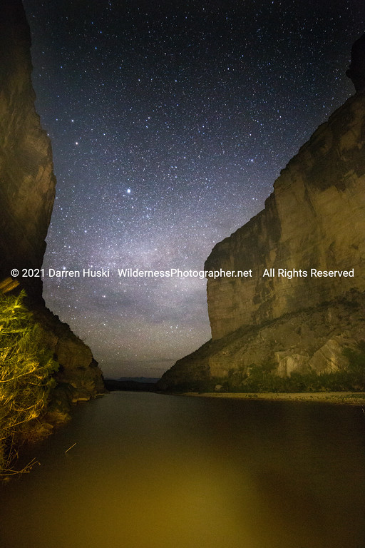 Deep Space and the Deep Canyon