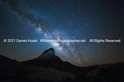 Light of the Milky Way