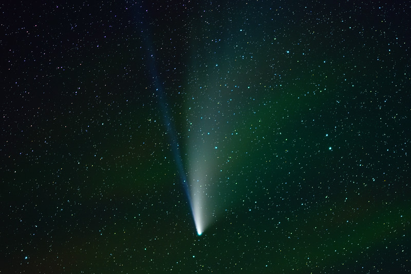 Comet NEOWISE 01