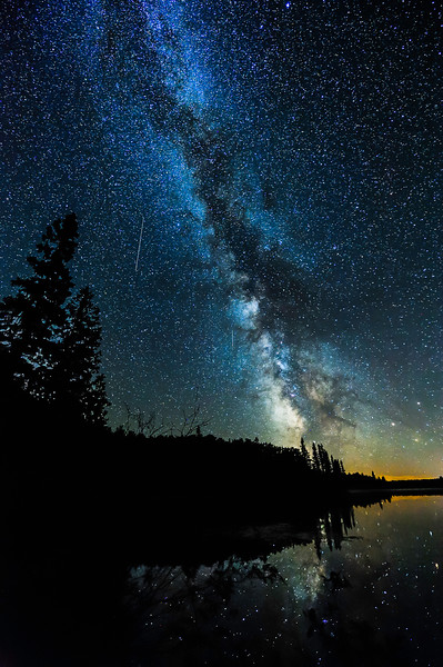 Milky Way over Sun Lake 05