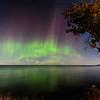 Moonlit Aurora over Union Bay 02