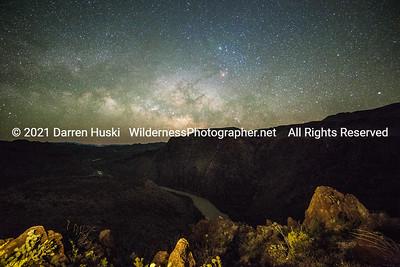 Big Hill View at Night