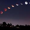 Blood Moon // Puddingstone Lake