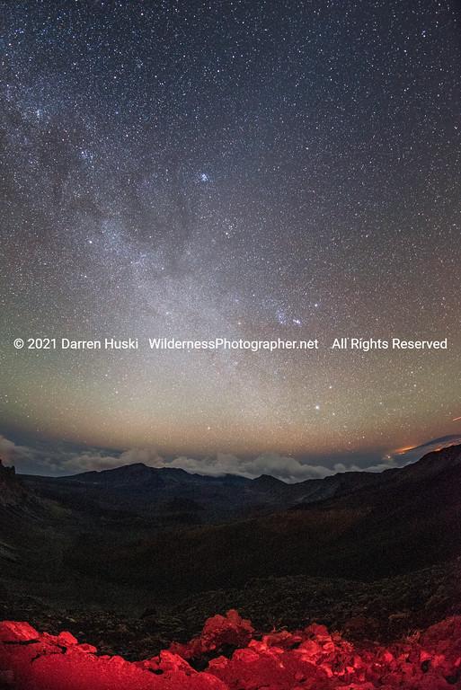 Haleakala Nightscape